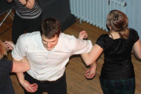 Dancing Ceilidh