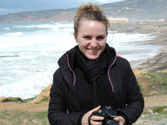 My camera and I in Portugal 2014.